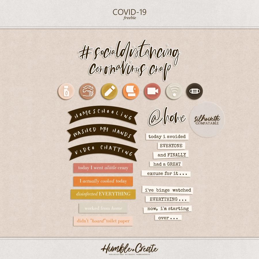 COVID19 - Freebie