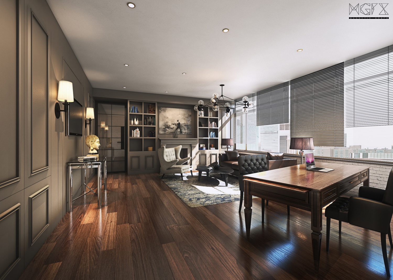 3d md interior
