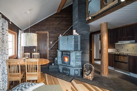 Tundrea Chalets interior design
