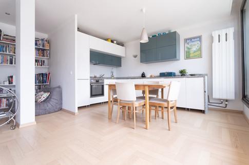 Chamonix apartment with view