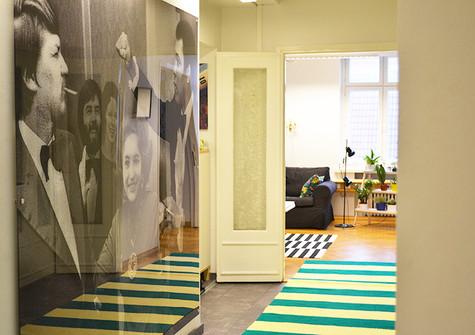 Cassius Advertising agency interior design