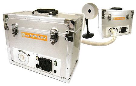 シグマサイエンス株式会社製シグマイオンSAJ型II