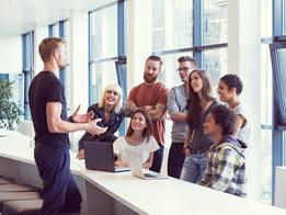 #Tip 3: Leading a Team