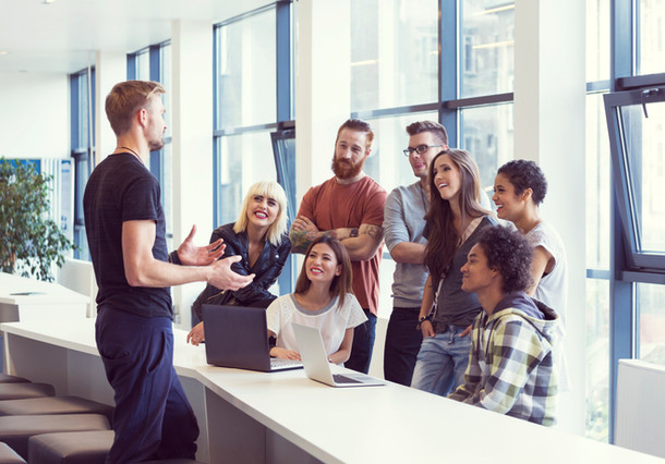 Five Simple Ways to Engage Staff