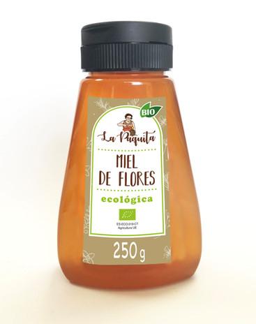 Dossificador de mel de flors