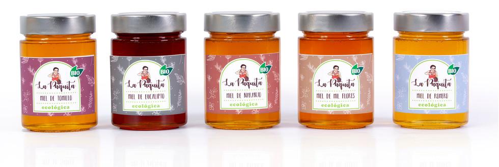 La Paquita, miel ecológica