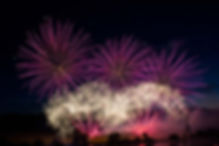 Pyromusical Firework Display in Sussex