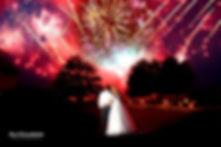 wedding firework display west sussex