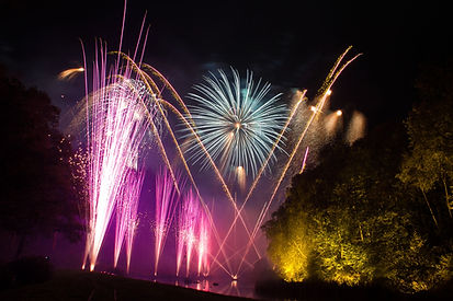 Private Firework Display Surrey