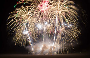 A private Firework Display by Phase One Fireworks