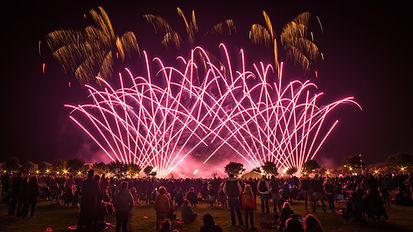 British Musical Firework Championship Winning Display