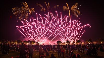 British Musical Firework Championship Winning Display