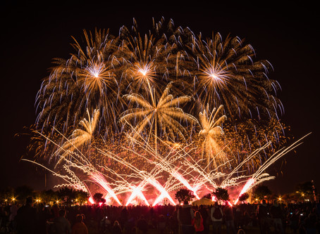 The History of Firework Displays