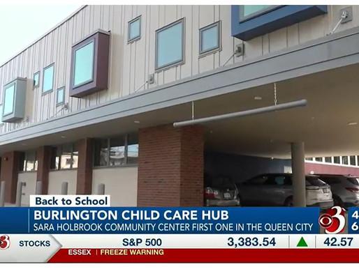Burlington Community Center Creates Space for Remote Learners