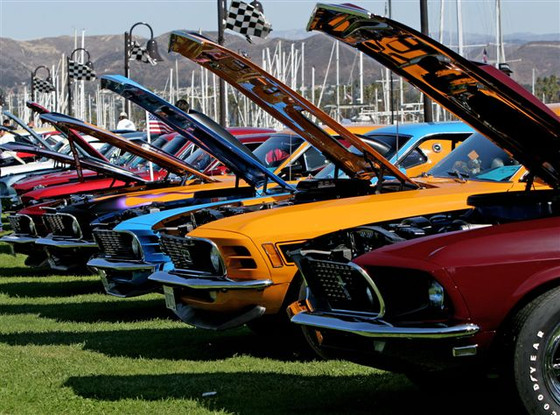 HOW MUCH DO YOU LOVE CAR SHOWS? WE'VE COMPILED A SHORT LIST OF SOME OF THE TOP CAR SHOWS IN THE UNIT