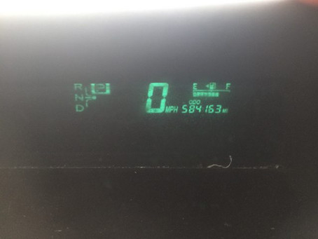 Toyota Prius Found With 600,000 Miles