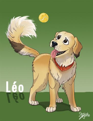 Léo commande