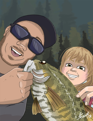 Journée Père-fille