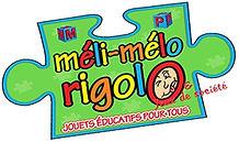 Logo Méli-mélo Rigolo