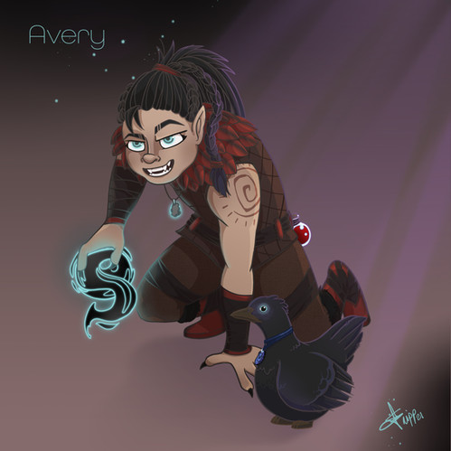 Avery -DnD