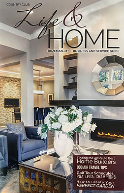 Life & Home Cover