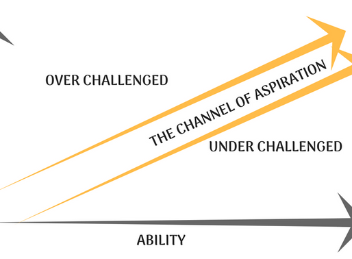 Embracing Flow – when Capability meets Aspiration