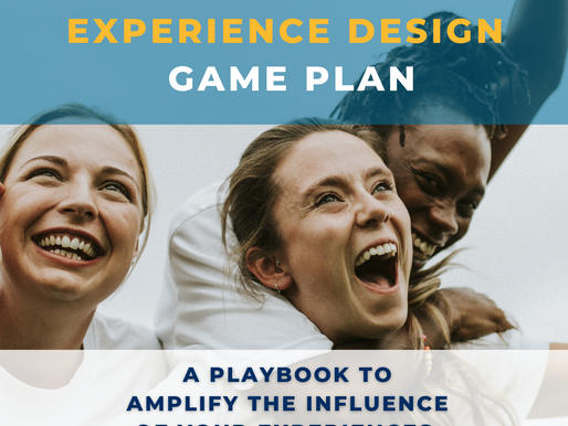 The 2021 Sport Experience Design Game Plan
