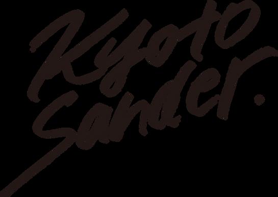 KYOTO SANDER