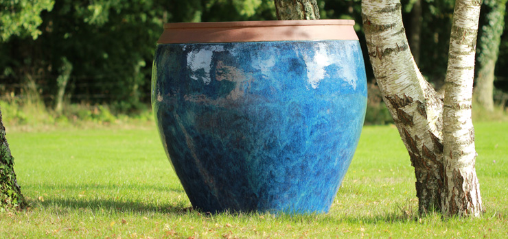 Blue June Glaze