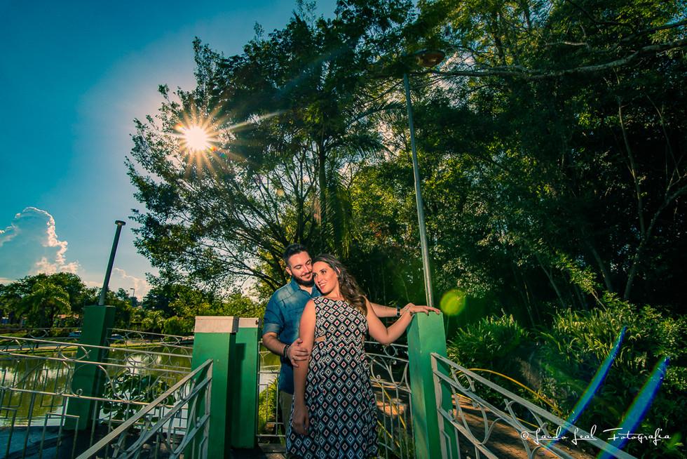 Ensaio Casal Barbara e Gabriel - Fotos Laudo Leal
