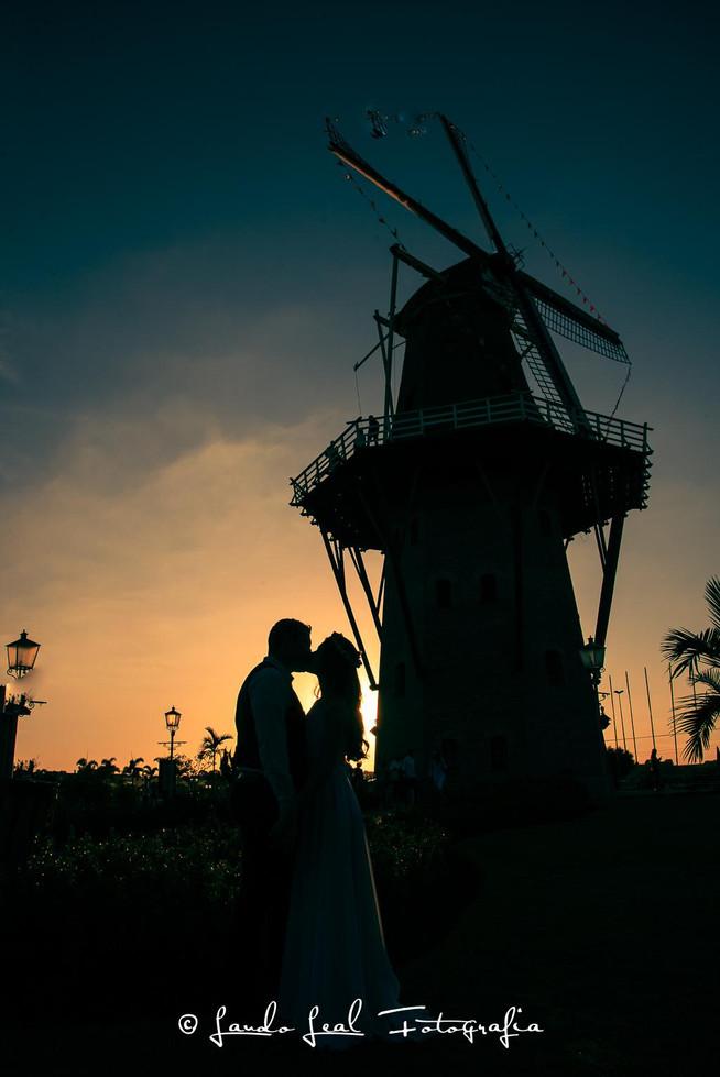 Pre Wedding Cidade Holambra