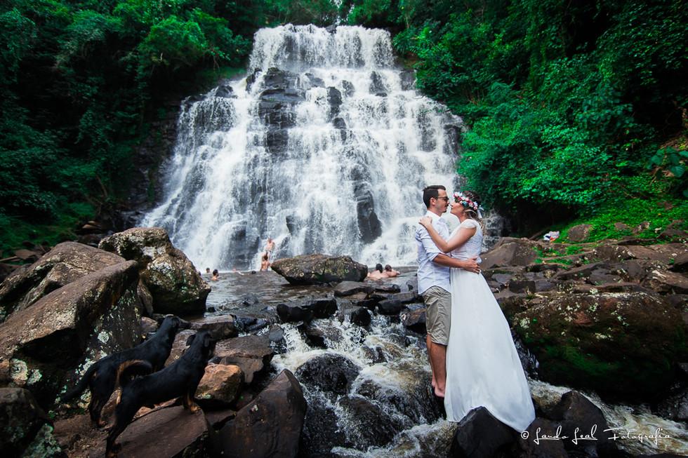 Ensaio Pré Wedding -Parque Dos Lagos, Águas de Santa Bárbara - SP