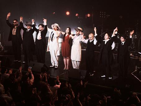 12/13(金)「TOUR BALLADS」 @赤坂 マイナビBLITZ赤坂 ライブレポート