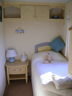 Holiday Parks In Hastings. Bed 1