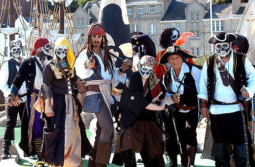 Hastings Pirates Day. Holiday Parks In Hastings. Caravan Parks. The Sanctuary Retreat Holiday Park, Hastings.