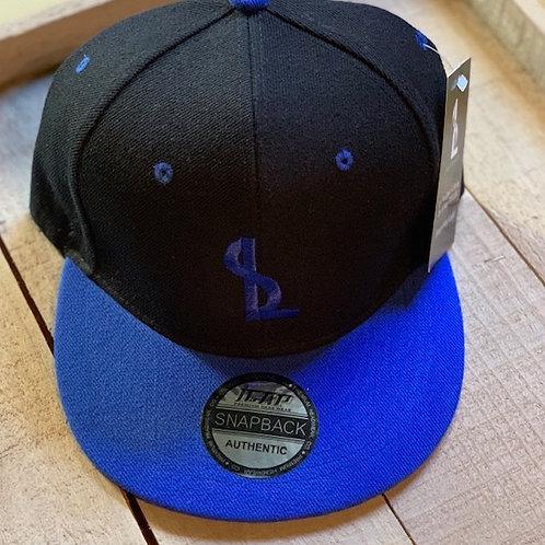Nispey Blue LS Snapback