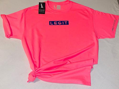 LS Pink Tee