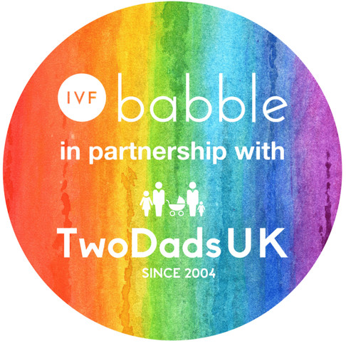 IVF Babble in Partnership with TwoDads UK create IVF Babble LGBTQ - Press Release