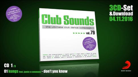 Mikabu & Yuunu ft. Amber Revival - Ready To Go (Club Sounds vol. 79)