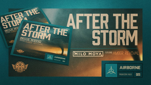 Milo Moya ft. Amber Revival - After the Storm