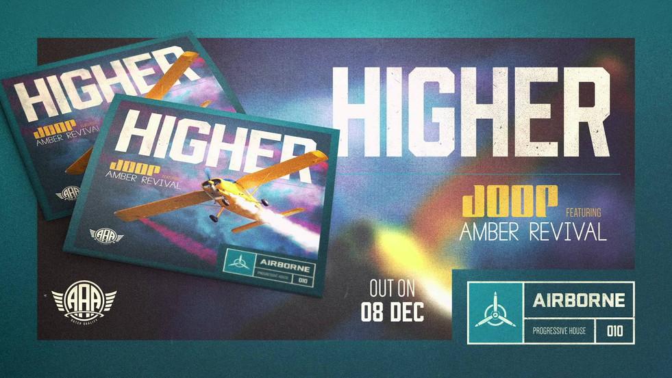 JOOP ft. Amber Revival - Higher