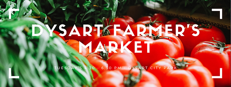 Dysart Farmers Market logo.png