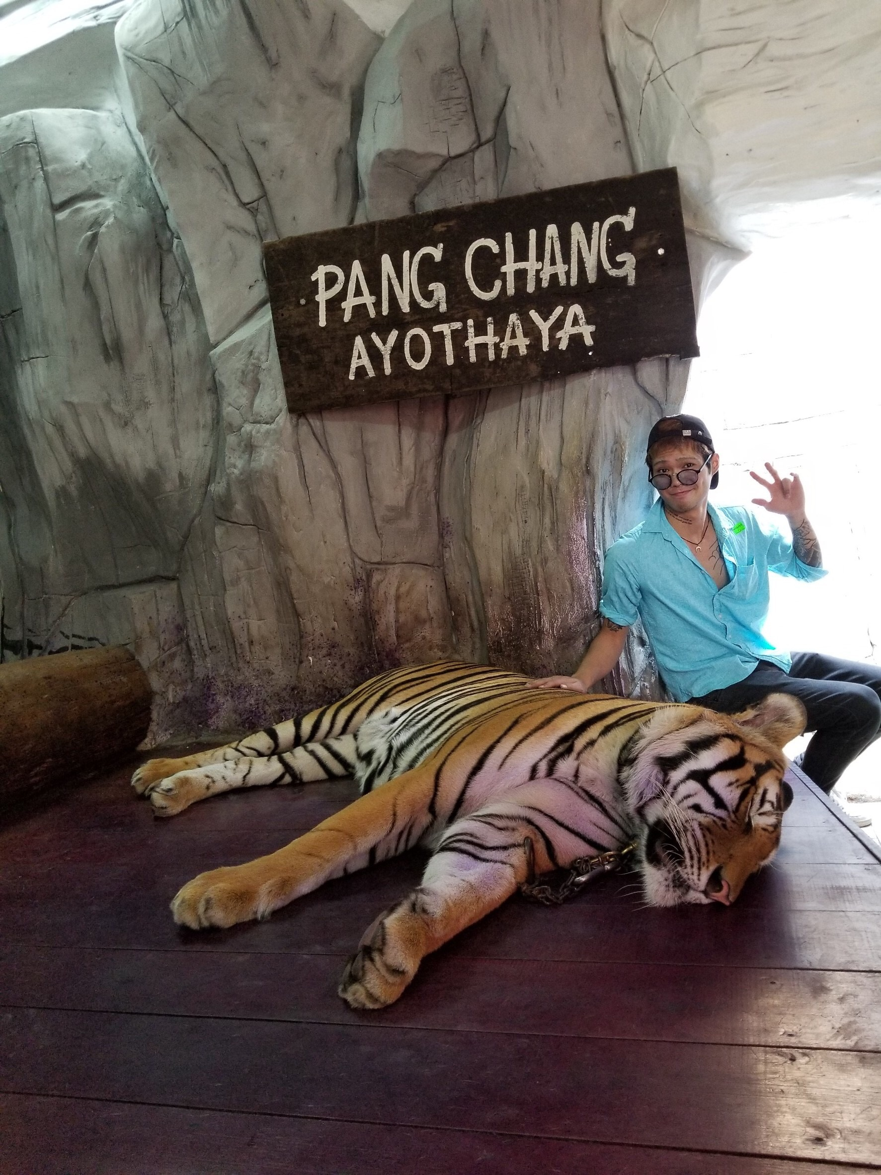 タイ旅行 (1)