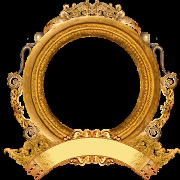 mirror-picture-frame-download-round-fram