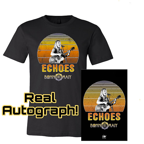 Echoes Bundle (Tee + Autographed Poster)