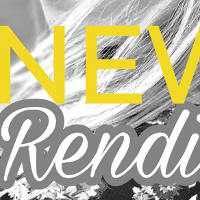 """5 new additions to the """"Renditions"""" collection!"""