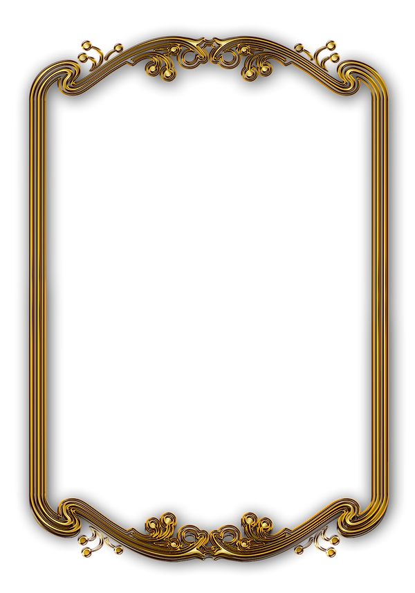 picture-frame-frame-line-classical-gold-