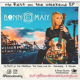 No Rest On The Weekend EP