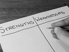 David's WOD*: The Importance Of Recognizing Our Own Weaknesses