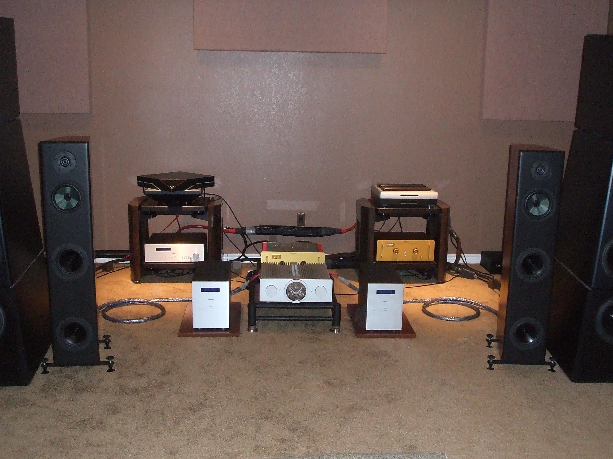 Endeavor Audio E-3 MKII